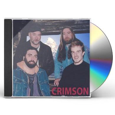 Crimson DOWN TO EARTH CD