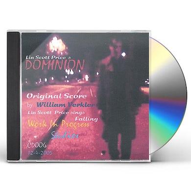 William Verkler DOMINION CD