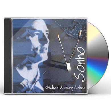 Michael Anthony SONHO CD
