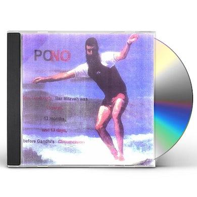Pono MAO TSE-TUNG'S BAR MITZFAH CD
