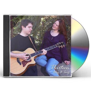 THIRTEEN CD