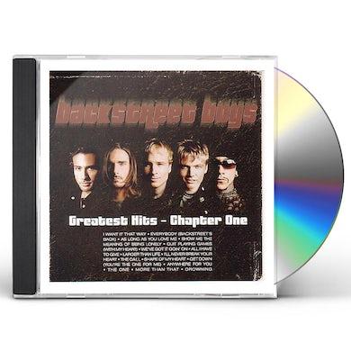 Backstreet Boys GREATEST HITS: CHAPTER ONE CD