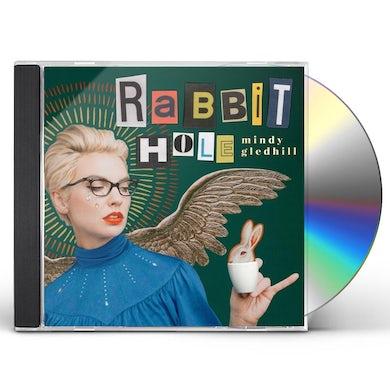 Mindy Gledhill RABBIT HOLE CD