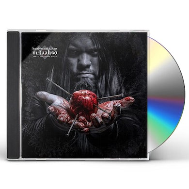Kuolemanlaakso M LAAKSO: THE GOTHIC TAPES 1 CD