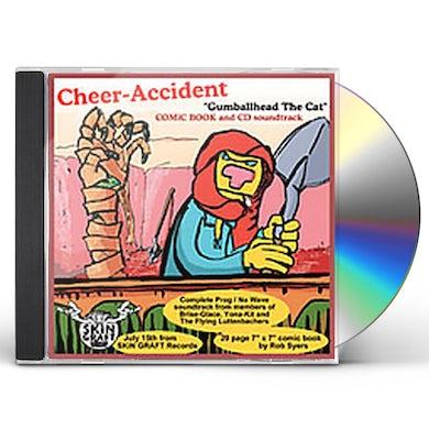 Cheer-Accident GUMBALLHEAD THE CAT CD