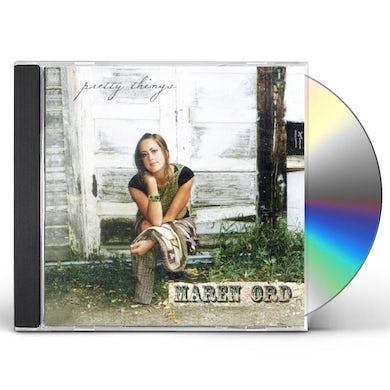 Maren Ord PRETTY THINGS CD