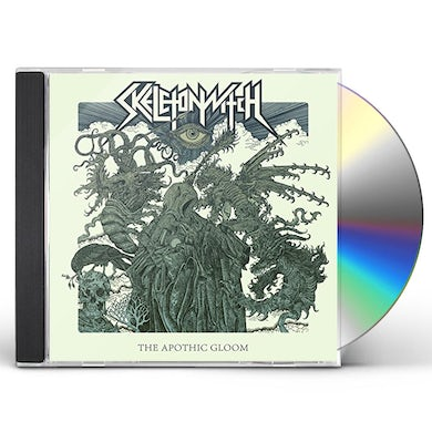 Skeletonwitch APOTHIC GLOOM CD