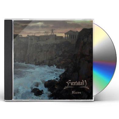 Foretoken RUIN CD