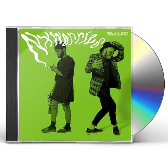 NxWorries LINK UP & SUEDE CD