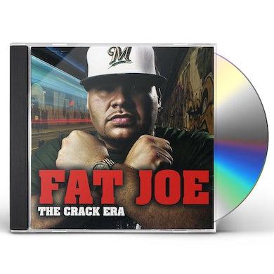 Fat Joe CRACK ERA CD