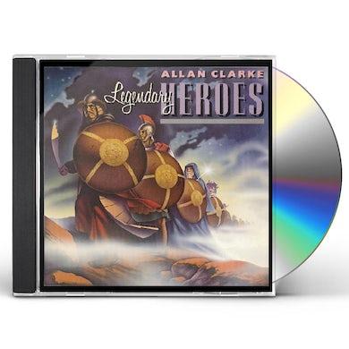 LEGENDARY HEROES CD
