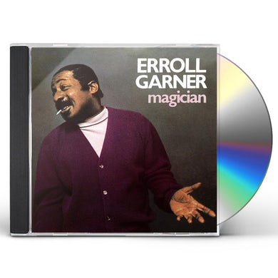 Erroll Garner MAGICIAN CD