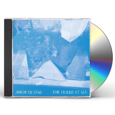 Amor De Dias HOUSE AT SEA CD
