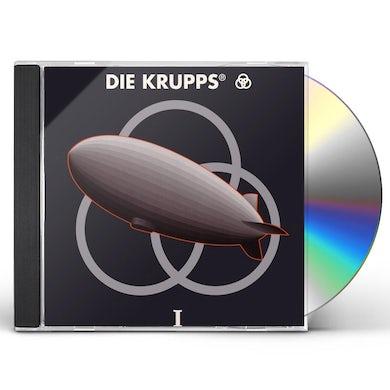 Die Krupps I CD