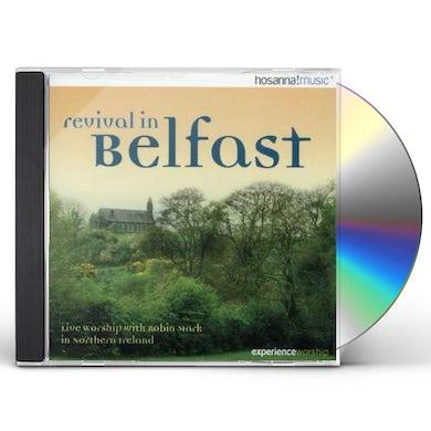 Robin Mark REVIVAL IN BELFAST CD
