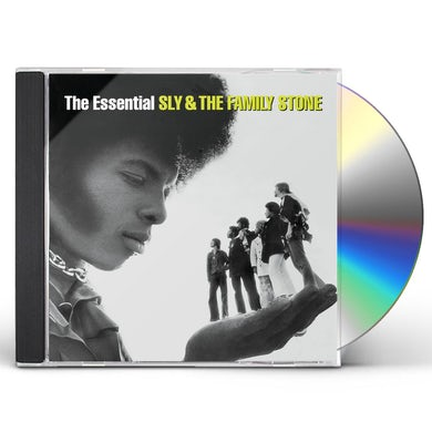 ESSENTIAL Sly & The Family Stone CD
