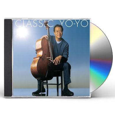 CLASSIC YO-YO MA CD