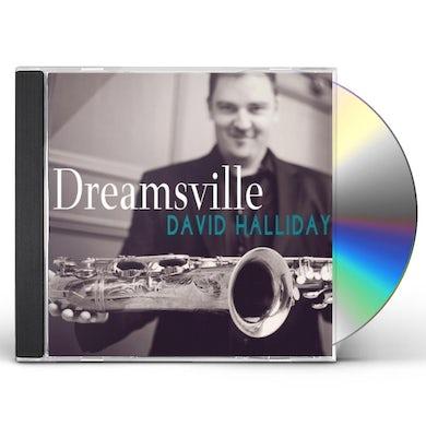 david halliday DREAMSVILLE CD