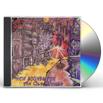 Scenic Byway NEW SOUNDS FOR AN OLD WORLD CD