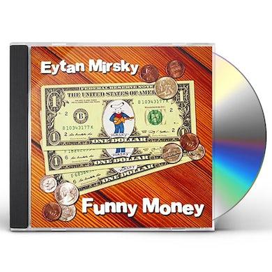 Eytan Mirsky FUNNY MONEY CD