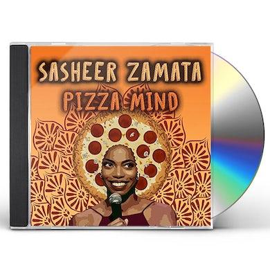 Sasheer Zamata PIZZA MIND CD