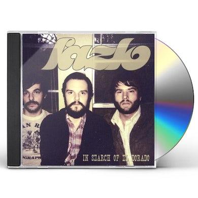 Lazlo IN SEARCH OF EL DORADO CD