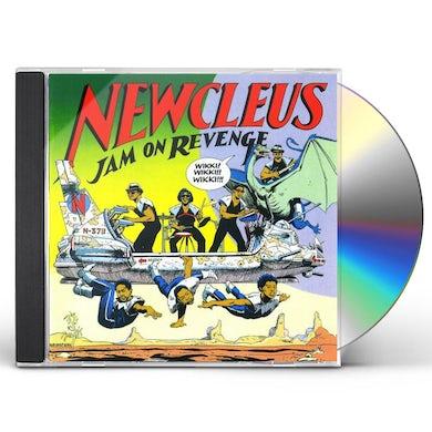 Newcleus JAM ON REVENGE CD