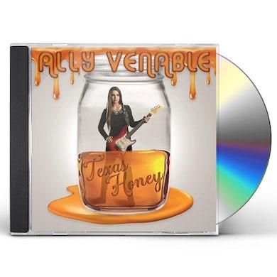 TEXAS HONEY CD