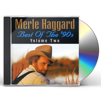 Merle Haggard BEST OF THE 90'S 2 CD