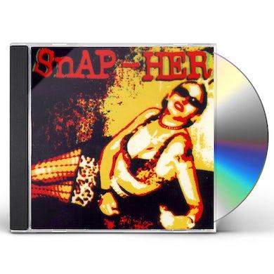 Snap Her QUEEN BITCH OF ROCK & ROLL CD