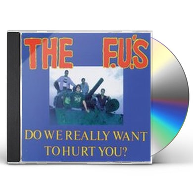 Fu's DO WE REALLY WANT TO CD
