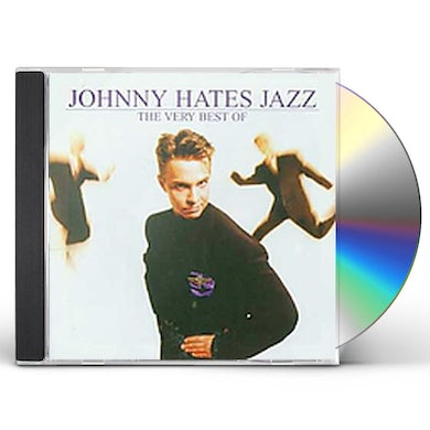 Johnny Hates Jazz VERY BEST OF CD