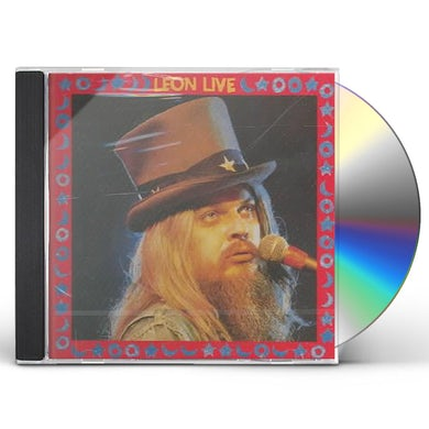 Leon Russell LEON LIVE CD
