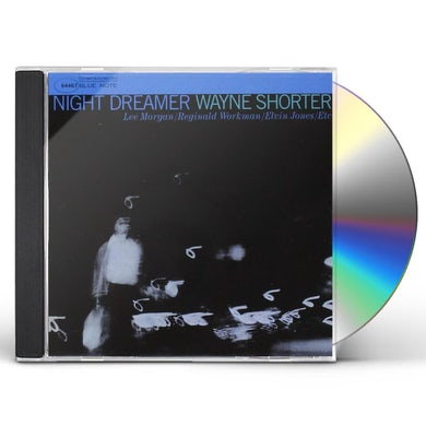 Wayne Shorter NIGHT DREAMER CD
