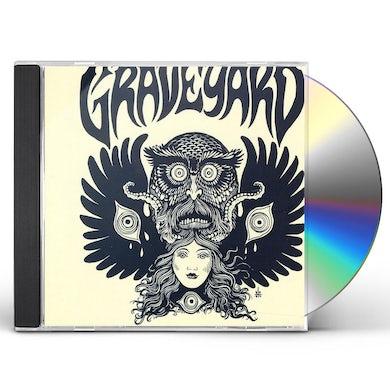 GRAVEYARD CD