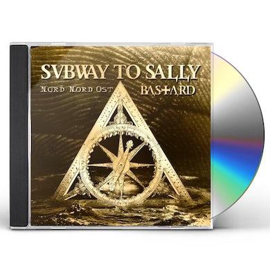 Subway To Sally NORD NORD OST/BASTARD CD