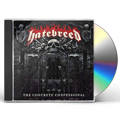 Hatebreed CONCRETE CONFESSIONAL CD
