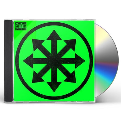 Attila CHAOS CD