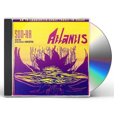Sun RaTLANTIS CD
