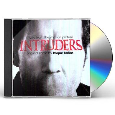 Roque Banos INTRUDERS CD