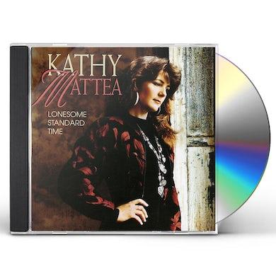 Kathy Mattea LONESOME STANDARD TIME CD