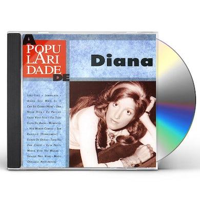 Diana POPULARIDADE CD