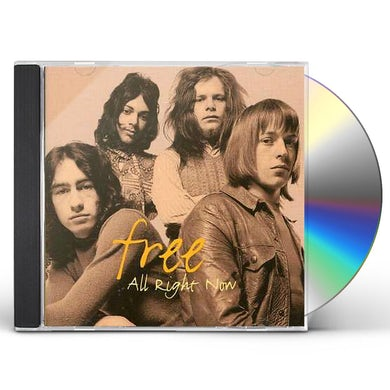 Free ALL RIGHT NOW CD