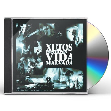 XUTOS & PONTAPES VIDA MALVADA CD