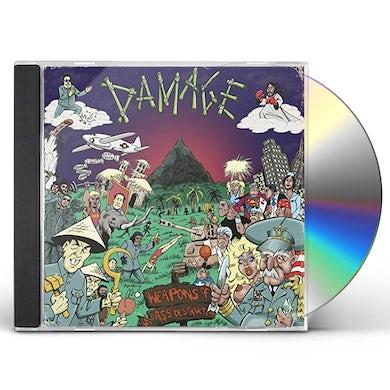 Damage WEAPONS OF MASS DESTRUCTION CD
