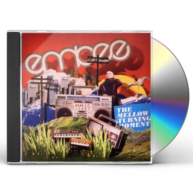 Embee MELLOW TURNING MOMENT CD