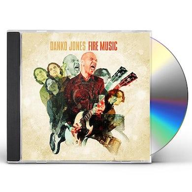 Danko Jones FIRE MUSIC CD