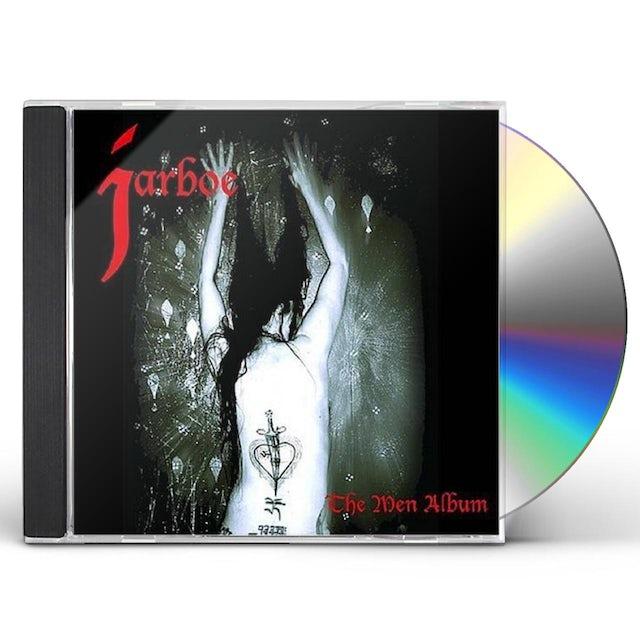 Jarboe MEN ALBUM CD