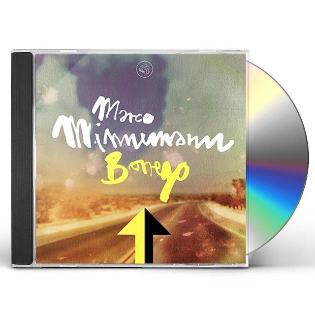 Marco Minnemann BORREGO CD