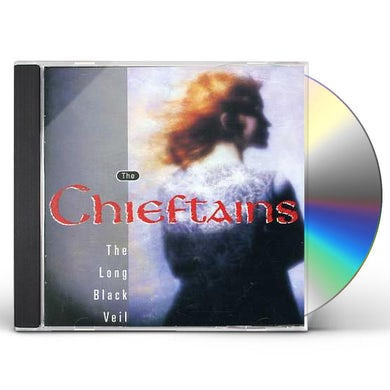 Chieftains LONG BLACK VEIL CD